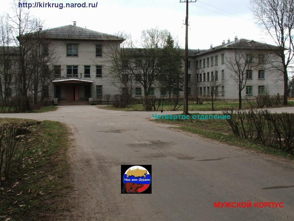 больница имени Кащенко